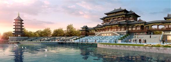 中国漕运城景区