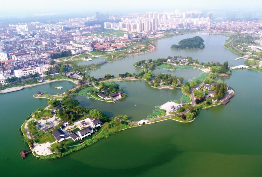 湖滨观光游