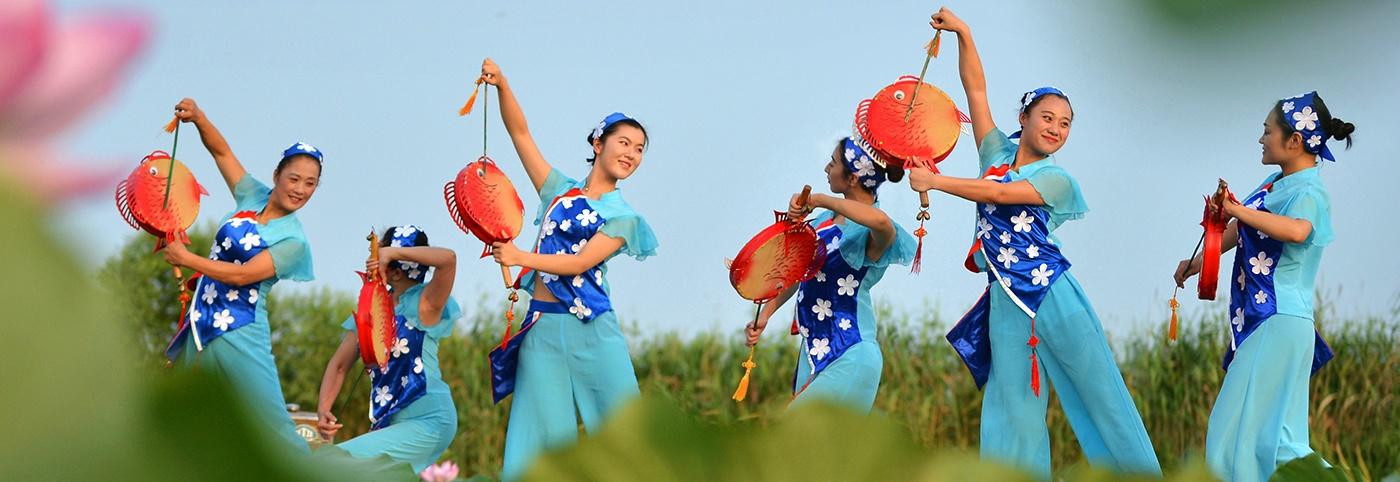 洪泽湖渔鼓