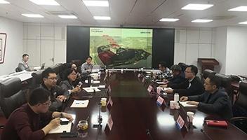市亚博视频破解版最新集团赴中国水利水电科学研究院、中国科学技术协会、中国宋庆龄青少年科技文化交流中心考察交流